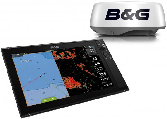 """Der Zeus³ 16 ist ein einfach zu bedienendes Kartenplotter-Navigationssystem für Blauwassersegler und Regatta-Segler mit einem 16-Zoll Touchscreen-Display, leistungsstarker Elektronik, und einem großen Funktionsbereich, der speziell für den Segler entwickelt wurde. Nutzen Sie den preisvorteil des Zeus3 16"""" HALO20 Radarbundle."""