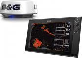 Voir Zeus³ 16 avec antenne radar HALO20+ et 20 mètres de câble