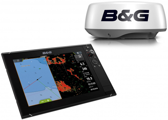 "The Zeus³ 12 is an easy-to-use chart plotter navigation system for blue water and regatta sailors with a 12-inch touchscreen display, powerful electronics and a wide range of functions, specially developed for sailors. Get great value for money with this Zeus3 12"" HALO20 radar bundle."