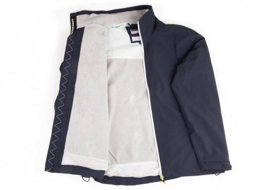 Cette veste Club pour homme de chez Marinepool est légère et fonctionnelle, coupe-vent, imperméable et respirante. Parfaitement adaptée pour un usage extérieur, à terre ou en navigation. (Image 4 de 11)