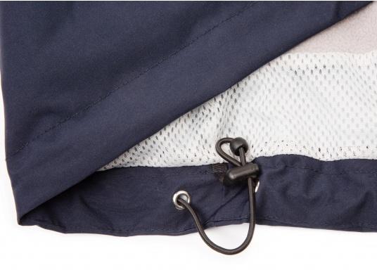 Cette veste Club pour homme de chez Marinepool est légère et fonctionnelle, coupe-vent, imperméable et respirante. Parfaitement adaptée pour un usage extérieur, à terre ou en navigation. (Image 9 de 11)