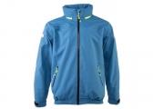 CARDIFF Men's Jacket / steel (blue)