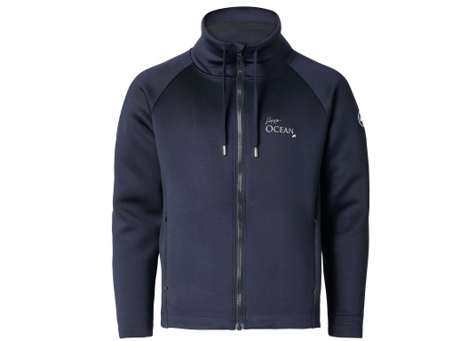 Vista frontale giacca FORANO