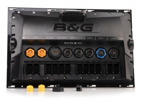 Der Zeus³ 12 ist ein einfach zu bedienendes Kartenplotter-Navigationssystem für Blauwassersegler und Regatta-Segler mit einem 12-Zoll Touchscreen-Display, leistungsstarker Elektronik, und einem großen Funktionsbereich, der speziell für den Segler entwickelt wurde. Lieferung inklusive AMEC AIS-Transponder CAMINO 108S (integr. Splitter) und NMEA2000 Starter Kit. (Bild 2 von 10)