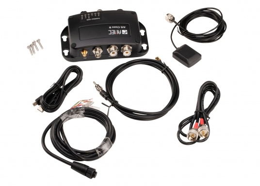 Der Zeus³ 12 ist ein einfach zu bedienendes Kartenplotter-Navigationssystem für Blauwassersegler und Regatta-Segler mit einem 12-Zoll Touchscreen-Display, leistungsstarker Elektronik, und einem großen Funktionsbereich, der speziell für den Segler entwickelt wurde. Lieferung inklusive AMEC AIS-Transponder CAMINO 108S (integr. Splitter) und NMEA2000 Starter Kit. (Bild 9 von 10)