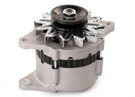 Questo alternatore / generatore è identico all'alternatore / generatore originale Yanmar 129772-77200.