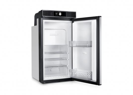 Der Kompressor-Kühlschrank RC 10.4T 70 von Dometic überzeugt mit intelligenter Technologie, zuverlässiger Kühlleistung und absoluter Unabhängigkeit. Inhalt: 70 Liter. (Bild 3 von 3)
