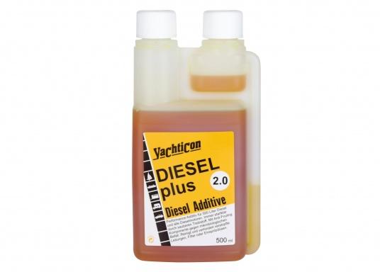 DIESEL PLUS 2.0 ist der Nachfolger mit neuer Formulierung des bewährten DIESEL PLUS. Mit der enthaltenen Anti-Fouling-Komponente werden Bioschimmel und Bakterien aus Leitungen, Filter sowie Spritzdüsen ferngehalten.Die Dosierung ist die gleiche wie beim Diesel Plus: 1 Liter reicht für 1000 Liter Treibstoff.