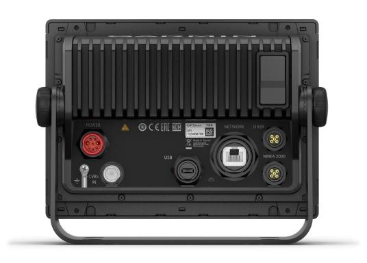 """Die neue GPSMAP-Serie verfügt über eine deutlich höhere Auflösung und eine noch schnellere Prozessorleistung. Zusätzlich bietet der 7"""" Touchscreen von Garmin eine optimierte Kartendarstellung, eine hervorragende Benutzeroberfläche und kann problemlos in das Garmin-Marinesystem integriert werden. (Image 8 of 9)"""