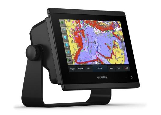 """Die neue GPSMAP-Serie verfügt über eine deutlich höhere Auflösung und eine noch schnellere Prozessorleistung. Zusätzlich bietet der 7"""" Touchscreen von Garmin eine optimierte Kartendarstellung, eine hervorragende Benutzeroberfläche und kann problemlos in das Garmin-Marinesystem integriert werden."""