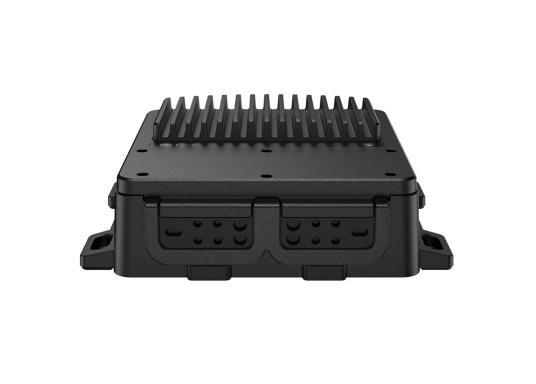 Bleiben Sie überall an Bord in Verbindung! An die UKW-Seefunkanlage RS100 von SIMRAD können bis zu acht Handgeräte und vier externe Lautsprecher angeschlossen werden. Das Bedienteil verfügt über eine inuitive Benutzeroberfläche und zeigt die wichtigsten Daten auf einem großen, gut lesbaren Display an. Im Lieferumfang ist ein kabelgebundenes Handgerät und ein Lautsprecher enthalten. (Bild 3 von 15)