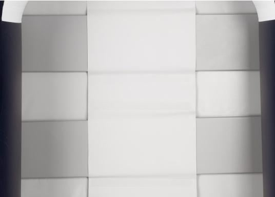 Bateau pneumatique haute qualité d'entrée de gamme. Conception élégante et maniement aisé : le NEMO 200 MARLIN propose un bon rapport qualité-prix. Idéal comme annexe, pour se divertir ou aller se baigner. (Image 4 de 9)