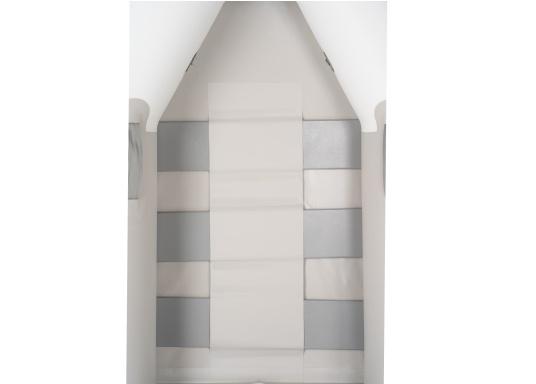 Hochqualitatives Einsteiger-Schlauchboot MARLIN Typ NEMO 200 mit schickem Design, guten Fahreigenschaften und unschlagbarem Preis- / Leistungsverhältnis. Ideal zur Nutzung als Beiboot, Freizeit-Schlauchboot oder Badeboot. (Bild 7 von 8)