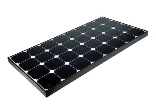 Panneaux solaires, prêts à fournir de l'énergie !    hautement fiables  cellules photovoltaïques à haut rendement (plus de 20%)  meilleur rapport charge / dimensions