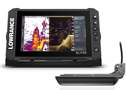 Lowrance Elite 9 Fs With 3in1 Active Imaging Transducer Only 1 198 99 Buy Now Svb
