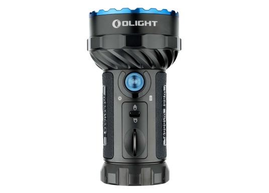 Die Taschenlampe MARAUDER 2 ist der Nachfolger der bewährten X7R MARAUDER und besticht mit ihrer starken Leuchtstärke von bis zu 14000 Lumen. (Bild 2 von 15)