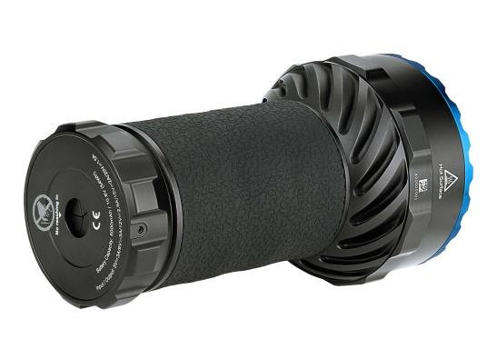 Die Taschenlampe MARAUDER 2 ist der Nachfolger der bewährten X7R MARAUDER und besticht mit ihrer starken Leuchtstärke von bis zu 14000 Lumen. (Bild 10 von 15)