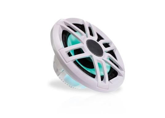 Ces haut-parleurs puissants de la série XS ont été conçus avec une qualité FUSION et sont adaptés aux contraintes spécifiques du secteur maritime. Avec éclairage LED. Disponibles en différentes versions. (Image 2 de 4)