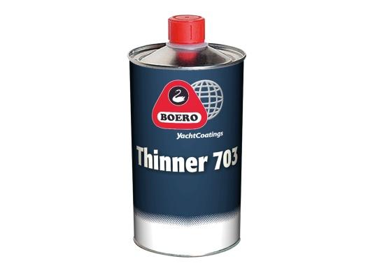 Verdünnung für Antifoulings und 1-Komponenten Produkte. Inhalt 500 oder 2500 ml.