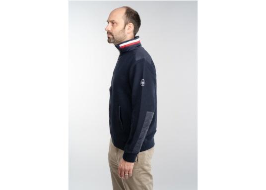 Diese stylische Kapitänsjacke macht das maritime Outfit perfekt. Dabei eignet sie sich nicht nur als nautischer Hingucker, sondern ist gleichzeitig auch als lässige Freizeitjacke bestens geeignet. (Bild 5 von 11)