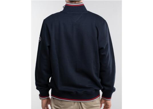 Confortevole, sportiva, elegante: la morbida giacca felpata da uomo HARRISON di marinepool si caratterizza per il suo materiale particolarmente comodo. (Immagine 10 di 11)