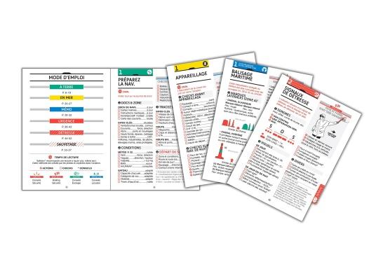 SAFETICS est le premier guide pour la navigation de plaisance inspiré de l'aviation à prendre la forme d'une checklist. Cette version française contient la plupart des règles de navigation énoncées par des experts de la sécurité en mer. Contenu universel et pratique, conçu pour répondre aux besoins de tous les skippers et membres d'équipage. Étanche et résistant : SAFETICS est le compagnon indispensable à bord. Langue : français. (Image 5 de 6)