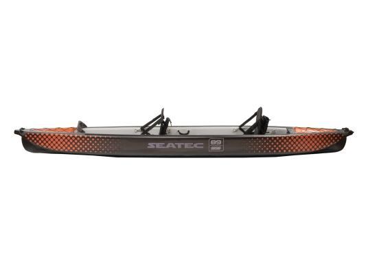Scopri la natura in un modo nuovo con i kayak gonfiabili di alta qualità di SEATEC.