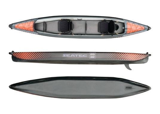 Scopri la natura in un modo nuovo con i kayak gonfiabili di alta qualità di SEATEC. (Immagine 2 di 10)