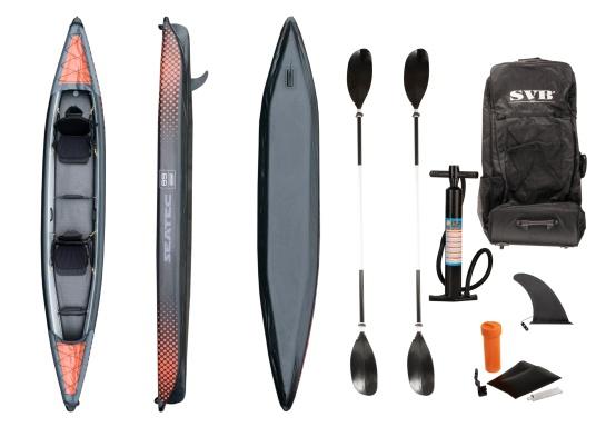 Scopri la natura in un modo nuovo con i kayak gonfiabili di alta qualità di SEATEC. (Immagine 9 di 10)