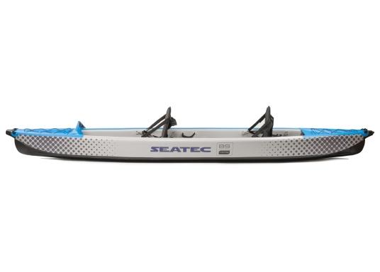 Discover nature in a new way with these high-quality, inflatable kayaks from SEATEC. (Image 3 of 12)