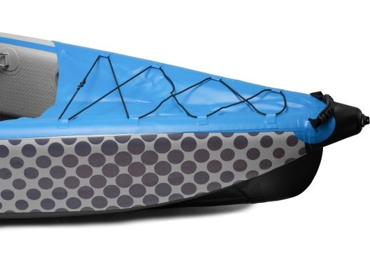 Discover nature in a new way with these high-quality, inflatable kayaks from SEATEC. (Image 5 of 12)