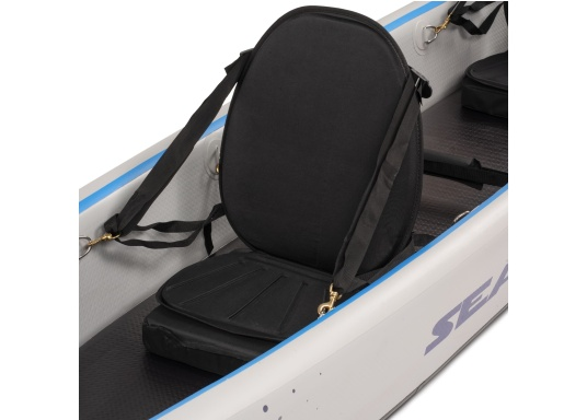 Discover nature in a new way with these high-quality, inflatable kayaks from SEATEC. (Image 9 of 12)