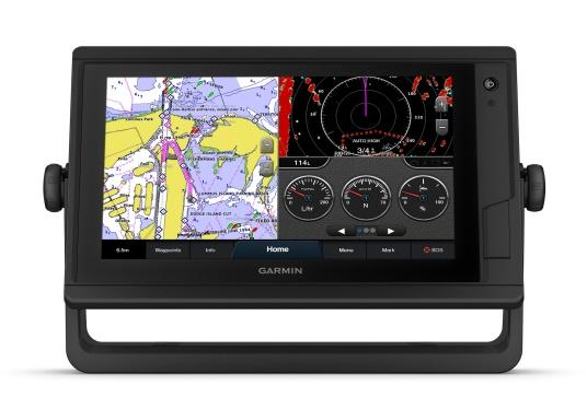 "The intuitive GPSMAP 922 Plus chartplotter is easy to read even in direct sunlight and impresses with its user-friendliness and simple integration into the Garmin marine system. Its 9"" touchscreen also offers an optimised map display.
