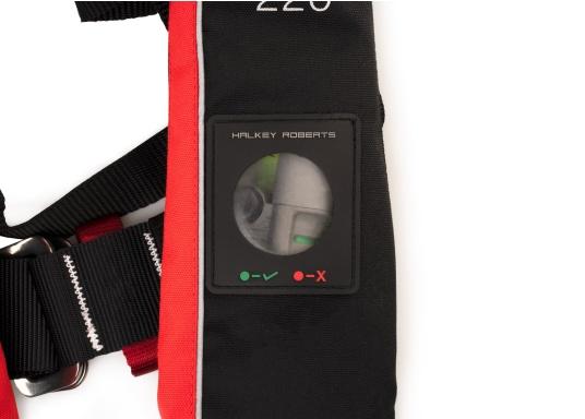 Preisbewusst - aber ohne Kompromisse! Dieses Set besteht aus der Rettungsweste XD 220 mit praktischer Lifeline. (Bild 4 von 9)