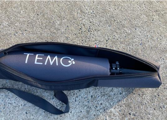 The buoyancy kit reliably keeps your TEMO electric motor above the water surface. (Image 3 of 3)