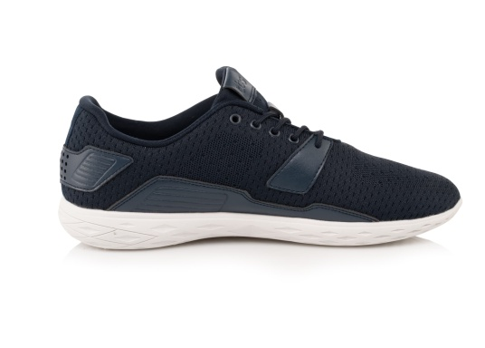 The ultra-light PADDLES men's shoe from tbs has been specially developed for water sports and combines the technology of a modern sports shoe with the features of a tried-and-tested boat shoe. Available in sizes 39 to 46. (Image 3 of 6)