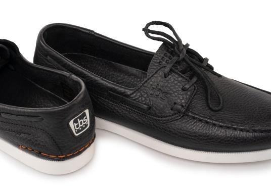 PLERIN, the authentic and stylish boat shoe from tbs, is made of high-quality leather and boasts a high level of comfort and good grip on deck. (Imagen 3 de 5)