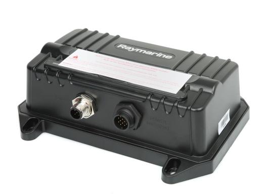 Das Raymarine AXIOM+ verfügt über das neue und deutlich hellere HydroTough™ Display, mehr internen Speicher und einen schnelleren Quad-Core-Prozessor. Dank des neuen LightHouse Dartmouth nutzen Sie die Vorteile von Tag und Nacht Modi, sowie die Unterstützung von Raymarine LightHouse Charts. (Bild 16 von 19)