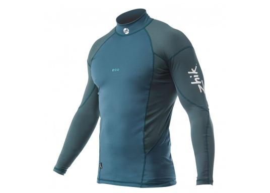 ECO Spandex tops are made with renowned ZHIK quality in terms of strength, stretch and durability. The soft and elastic tops are made from recycled PET.