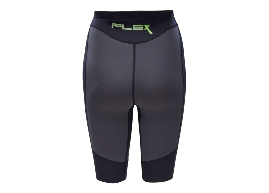 The PERU neoprene bermudas from Marinepool are suitable for all water sports activities. Perfect for rowing or on the SUP, these women's shorts protect and insulate body heat, while offering maximum freedom of movement and comfort. (Image 2 of 2)