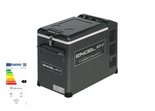 Extremely powerful and robust cooler, perfect for use on board or on the road. The new V-series features the proven, durable oscillating piston compressor and features edge protection and a new lockable closure.