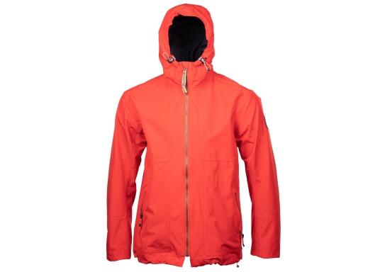 Die Herren-Crewjacke MIKO ist eine modische Jacke mit optimalem Wetterschutz, die sowohl wasserdicht als auch atmungsaktiv ist. (Bild 9 von 11)