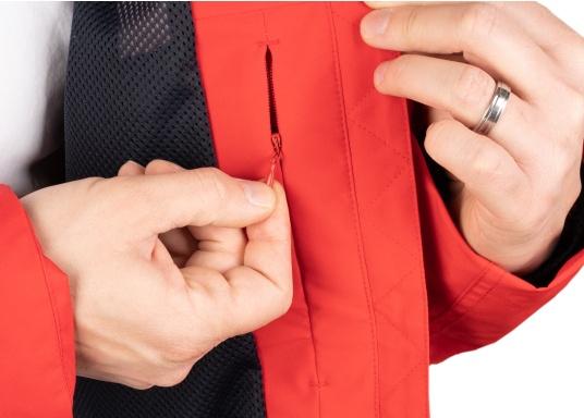 Die Herren-Crewjacke MIKO ist eine modische Jacke mit optimalem Wetterschutz, die sowohl wasserdicht als auch atmungsaktiv ist. (Bild 7 von 11)