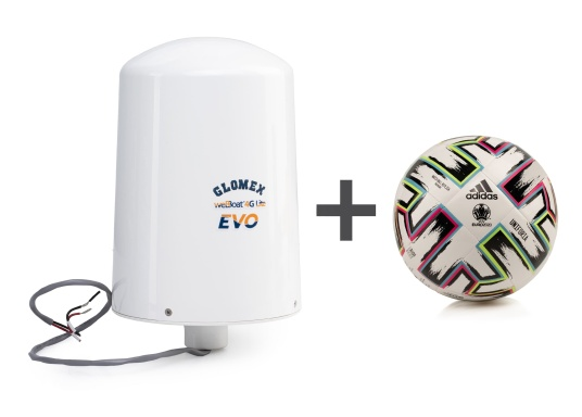 With the weBBoat® Lite EVO Wi-Fi antenna from Glomex, it is now even more affordable to surf the Internet. The weBBoat Lite EVO combines 4G, 3G and WiFi in one system. Easy to install and setup, with automatic switching between WLAN and mobile data usage.