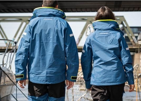 Die Herren-Segeljacke MELBOURNE VC2L überzeugt mit innovativer Technik und erfrischendem Design. Ideal für küstennahes Segeln und kurze Offshore-Törns. Dank des geringen Gewichts und der ergonomischen Passform ist die Jacke besonders angenehm zu tragen. (Bild 7 von 17)