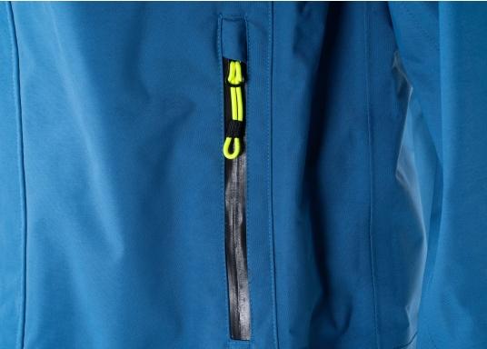 Die Herren-Segeljacke MELBOURNE VC2L überzeugt mit innovativer Technik und erfrischendem Design. Ideal für küstennahes Segeln und kurze Offshore-Törns. Dank des geringen Gewichts und der ergonomischen Passform ist die Jacke besonders angenehm zu tragen. (Bild 11 von 17)