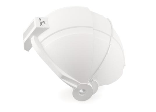 Passende Ersatz-Schutzkappe für Ihren Kompass OFFSHORE 135. Farbe: weiß.