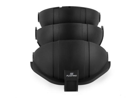 Passende Ersatz-Schutzkappe für Ihren Kompass OFFSHORE 135. Farbe: schwarz.  (Bild 3 von 3)