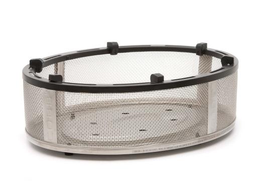 Grillen, Backen und Braten in Perfektion! Der COBB Grill ist als sicherer Bordgrill zu empfehlen, Unterboden und Seitenflächen werden nur handwarm während im Innern des Grills 280-300°C herrschen. Lieferung inklusive hochwertiger Tasche mit viel Platz für Zubehör. (Bild 5 von 11)