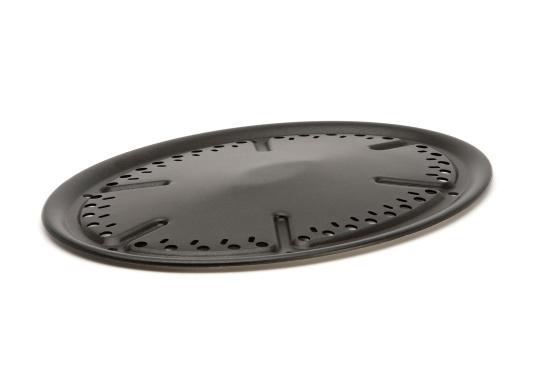 Grillen, Backen und Braten in Perfektion! Der COBB Grill ist als sicherer Bordgrill zu empfehlen, Unterboden und Seitenflächen werden nur handwarm während im Innern des Grills 280-300°C herrschen. Lieferung inklusive hochwertiger Tasche mit viel Platz für Zubehör. (Bild 7 von 11)